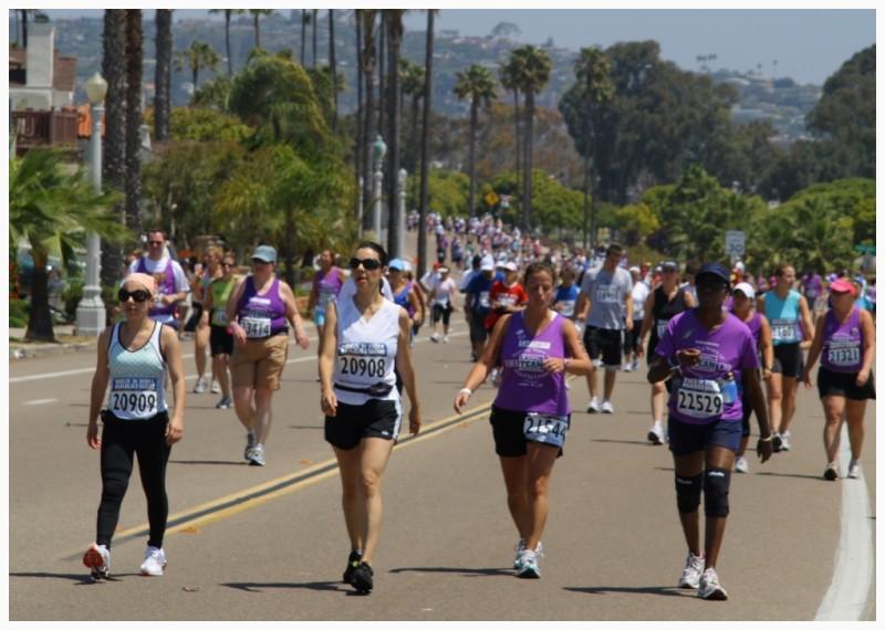 Rock & Roll Marathon (19th Mile)