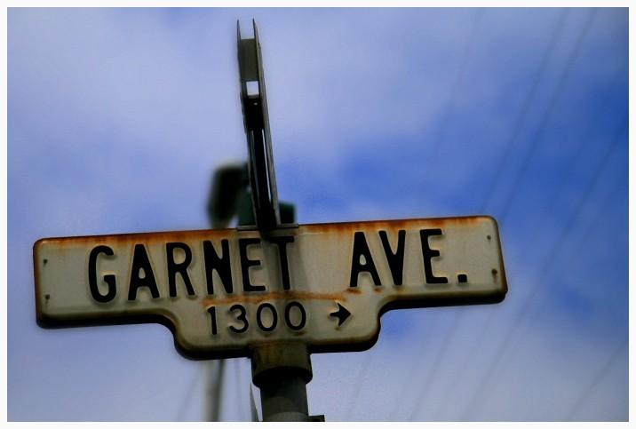 Garnet Ave.