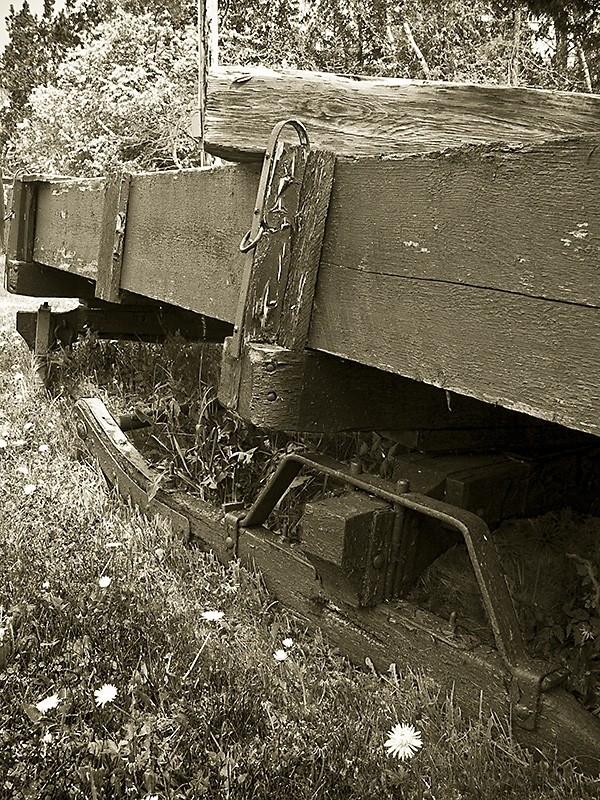 Old Sled