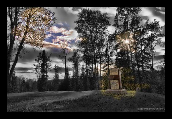 Psychedelic graveyard