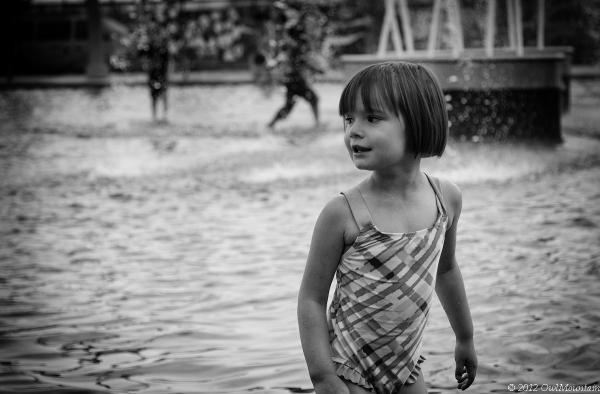 ... little water princess...