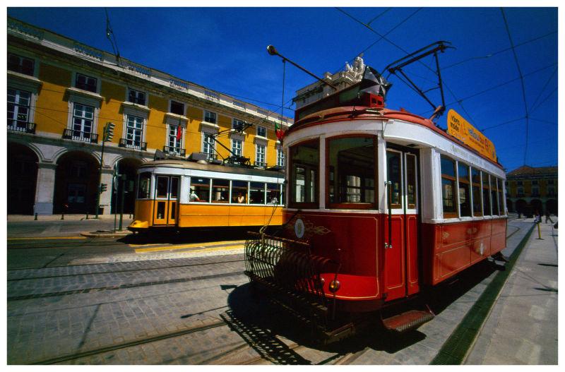 Lisbon, Portugal. 2010