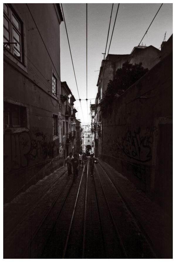 Lisbon. Portugal. July 2010