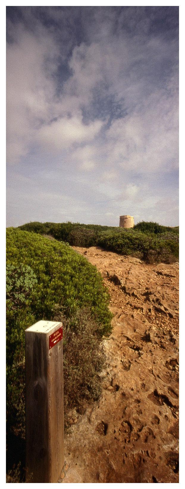 Menorca. October 2010