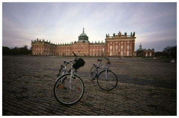 Potsdam. October 2010