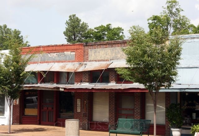 Days of old in Tunica, Mississippi, USA