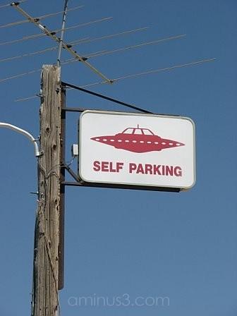 UFO Parking