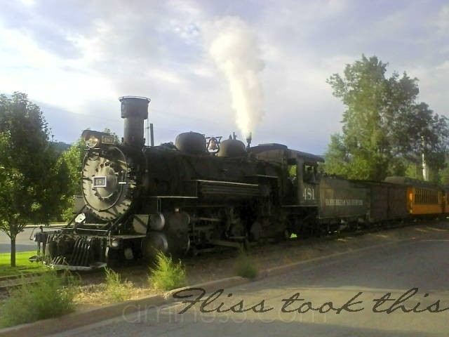 Durango and Silverton Steam Train