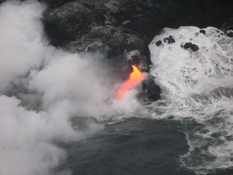 Big Island Volcanoes