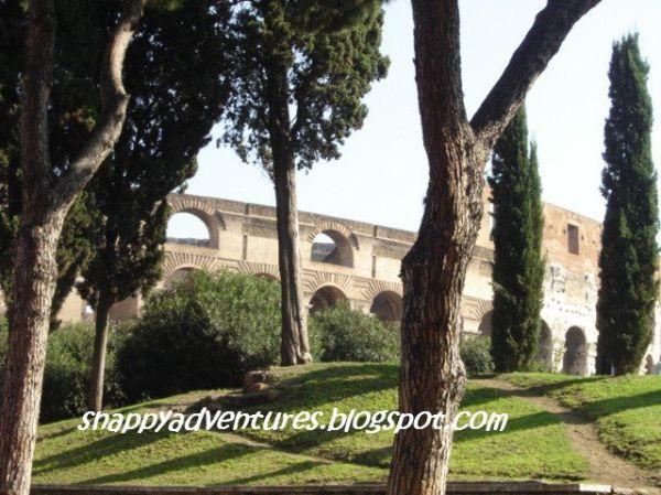 Colleseum, Rome, ITALY