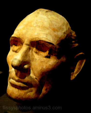 Death Mask of Abraham Lincoln