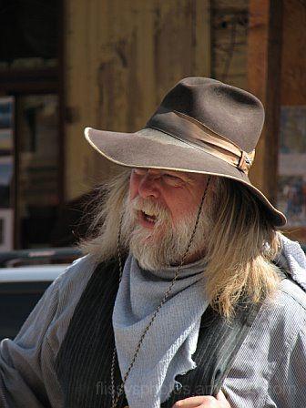 Wild Man of Oatman