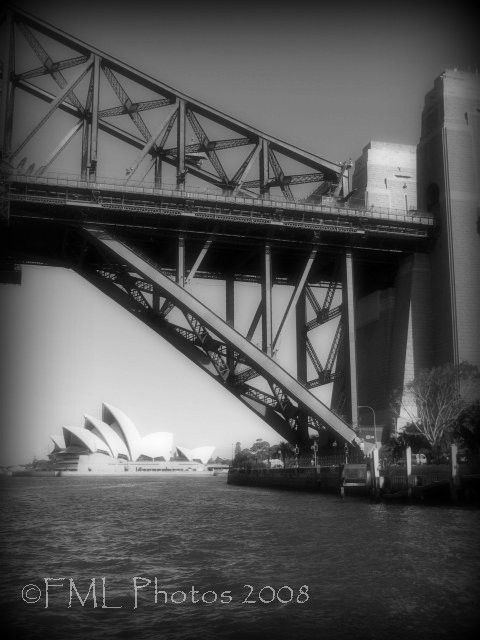 Two Sydney Icons