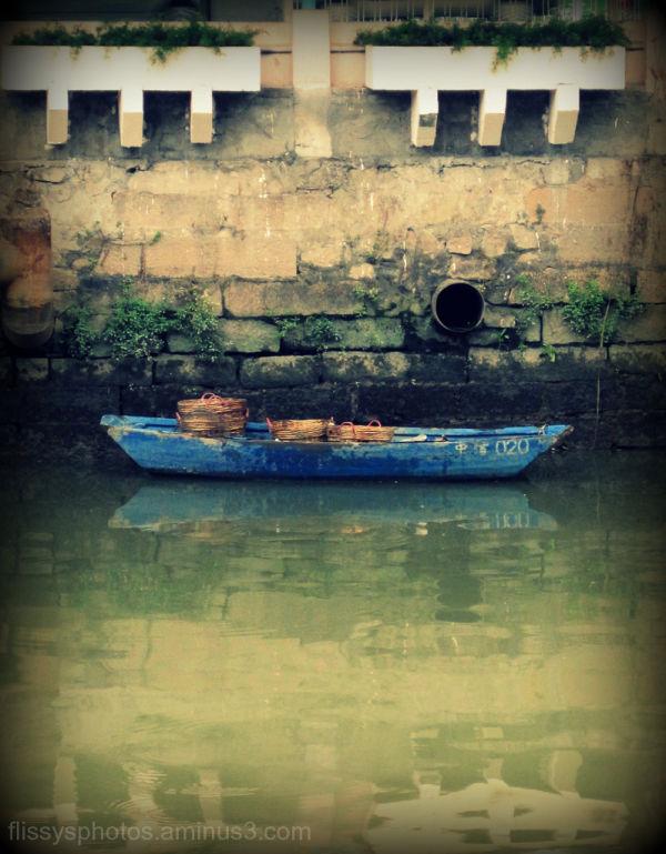 Shamien Island Canal