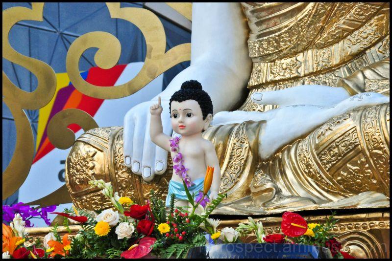 The Buddha Idol