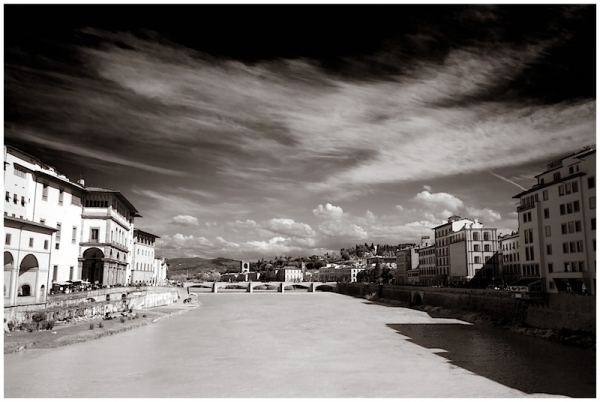 arno river ~ firenze