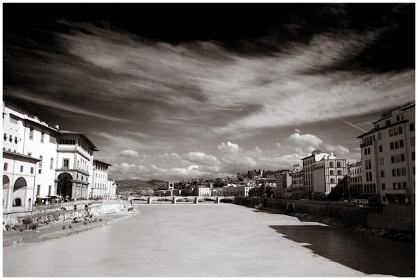 arno river ~ firenze