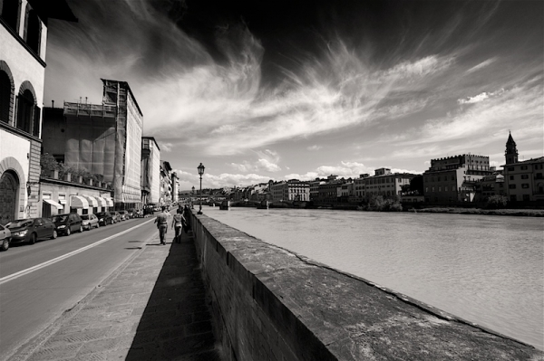 Firenze (Florence) ~ Arno River