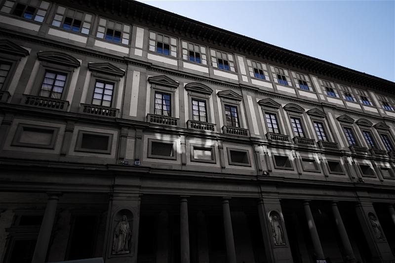 Firenze (Florence) ~ Uffizi