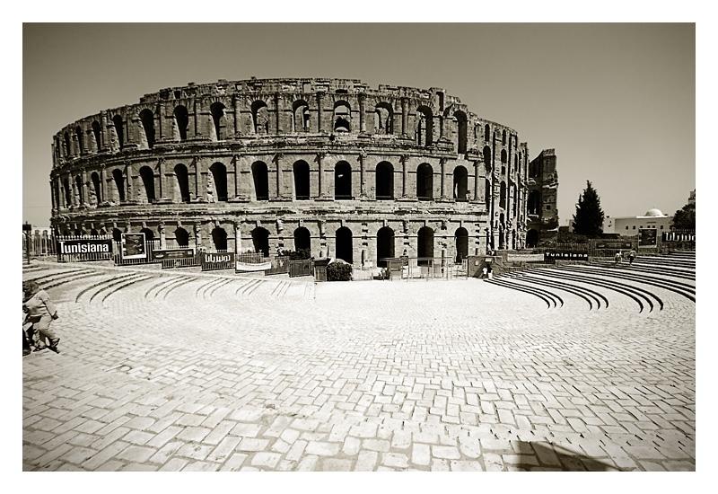 amphitheatre El Jem
