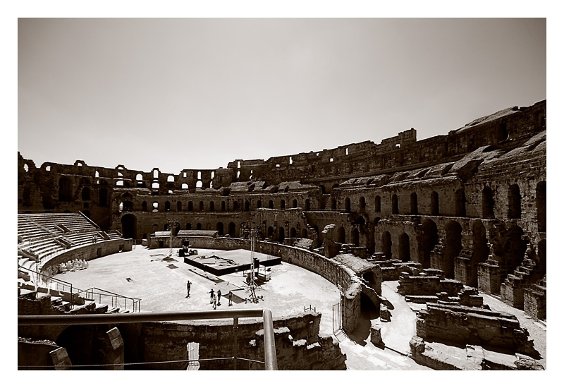 amphitheatre El Jem 2