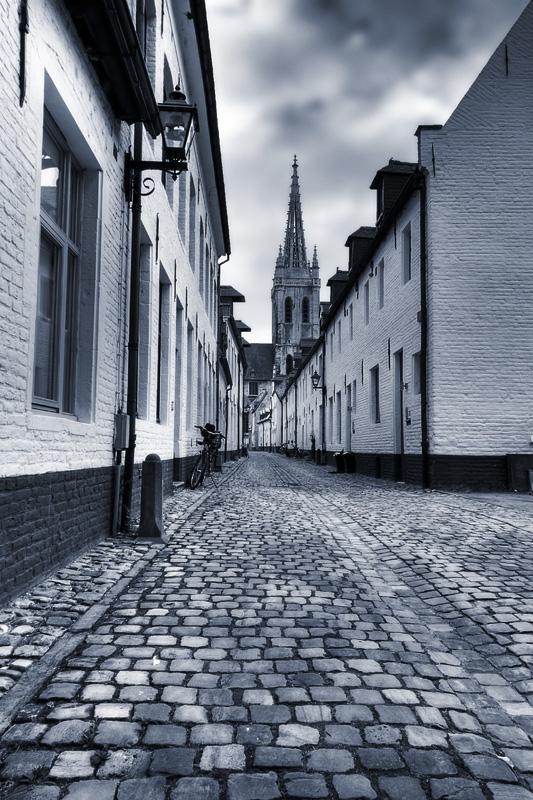 klein begijnhof, Leuven