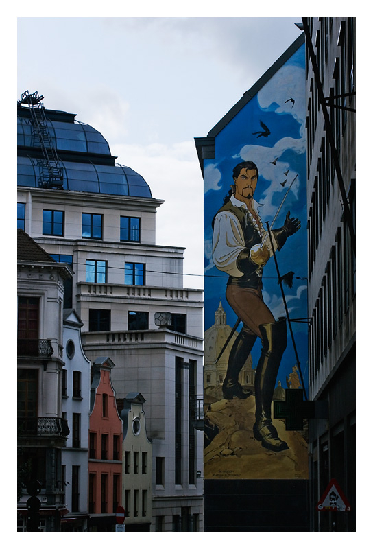 Treurenberg, Brussels