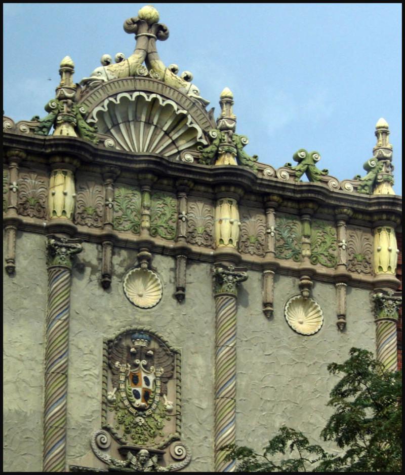 Asian/Indian Building