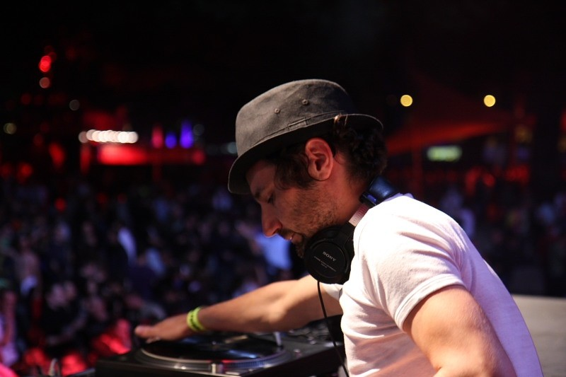 City Parade Liège 2008 - DJ