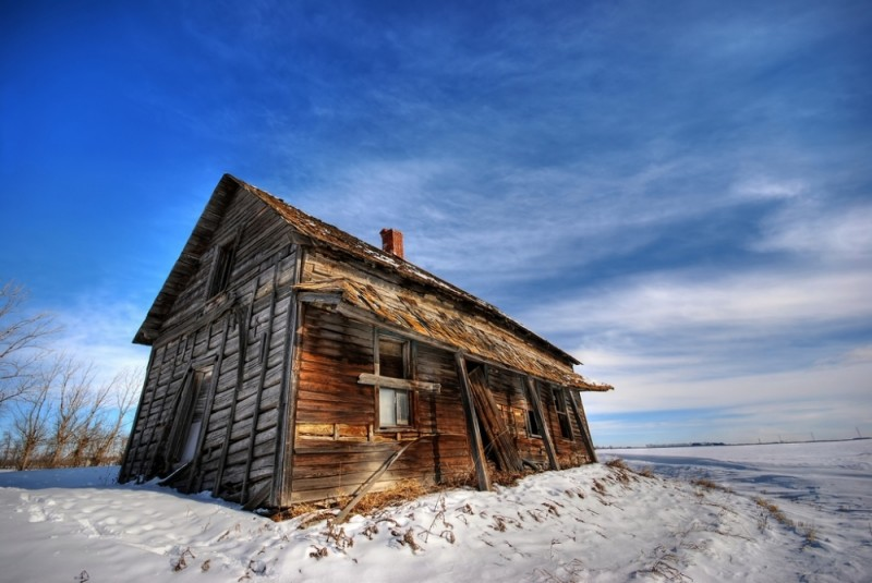 Rustic Abandoned