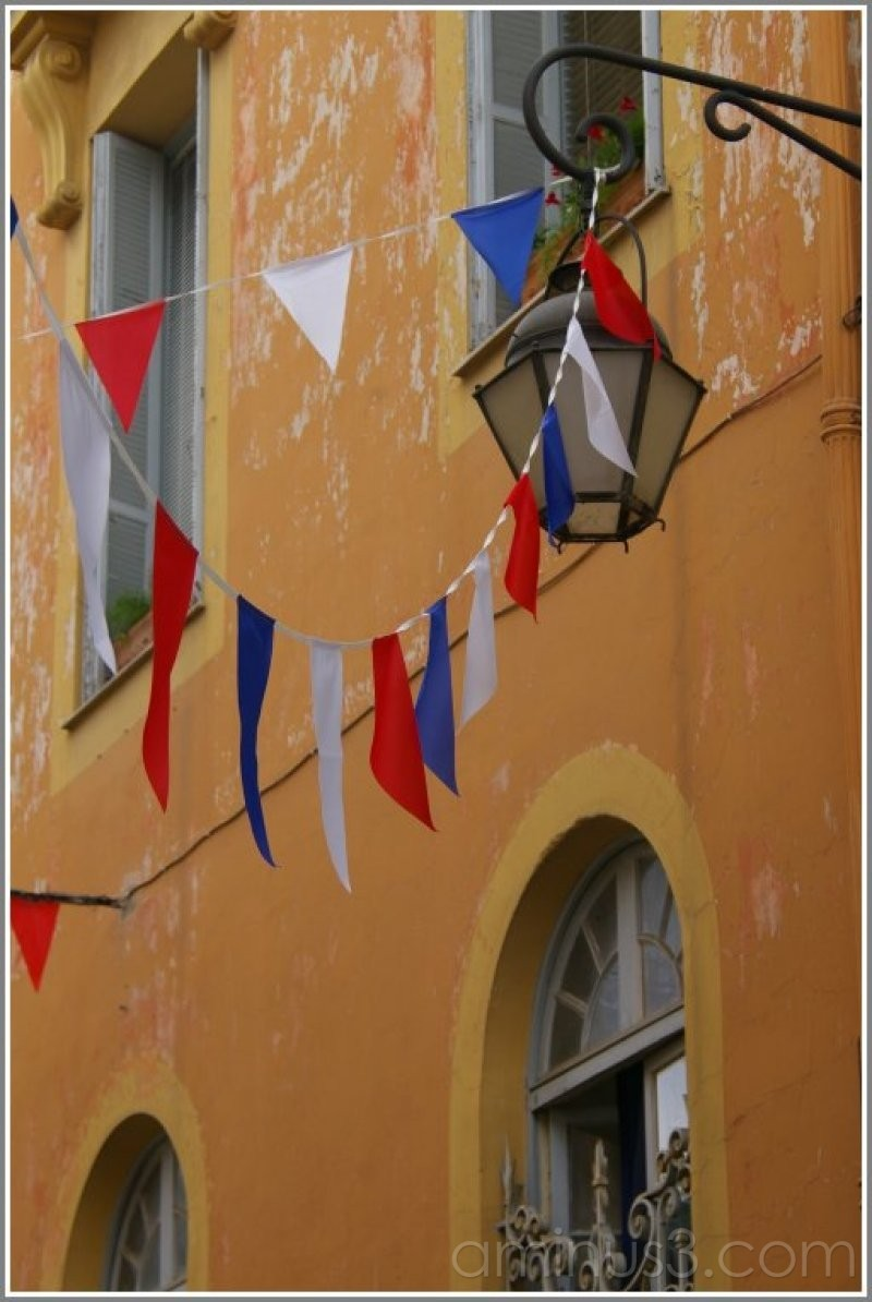 French colours/Quatorze Julliet