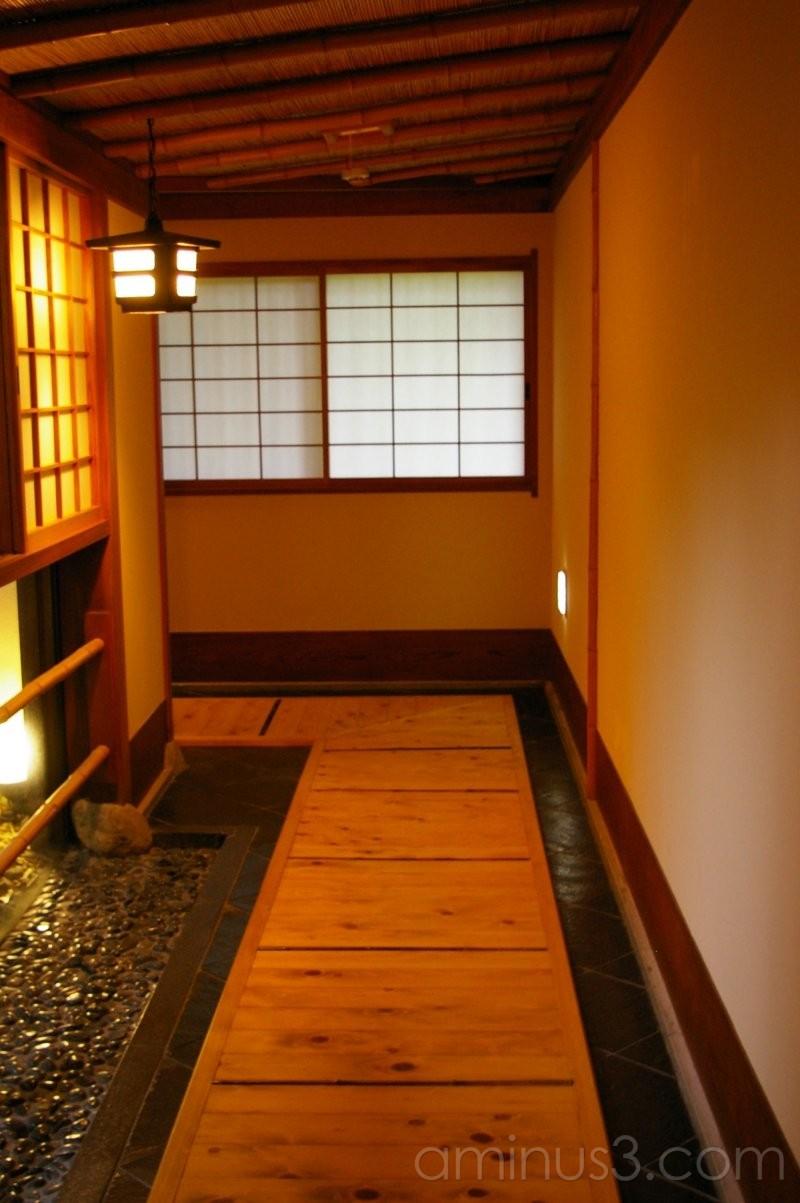 At Ryokan(japanese spa hotel)4