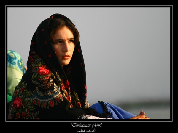 torkaman girl