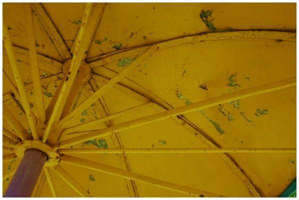Iron umbrella