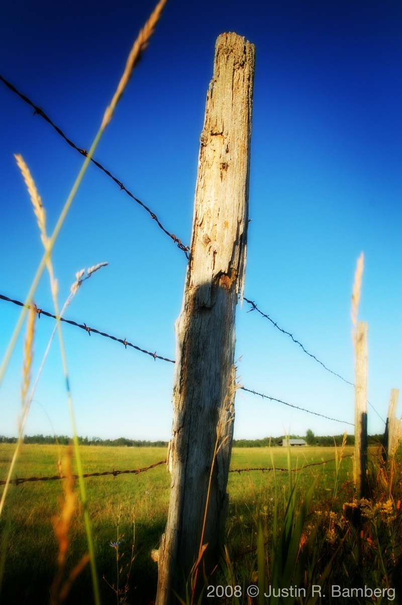 Wooden Fence 6
