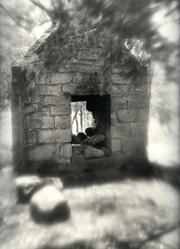Fireplace Ruins