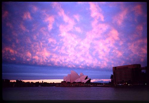 harbour sky
