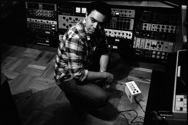 Chris from Linear Recording Studios