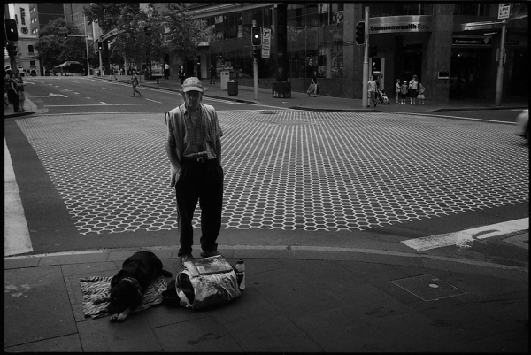 George St, Sydney