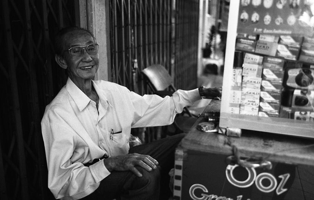 street film salesman