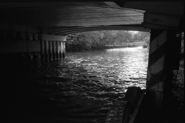 canal underpass