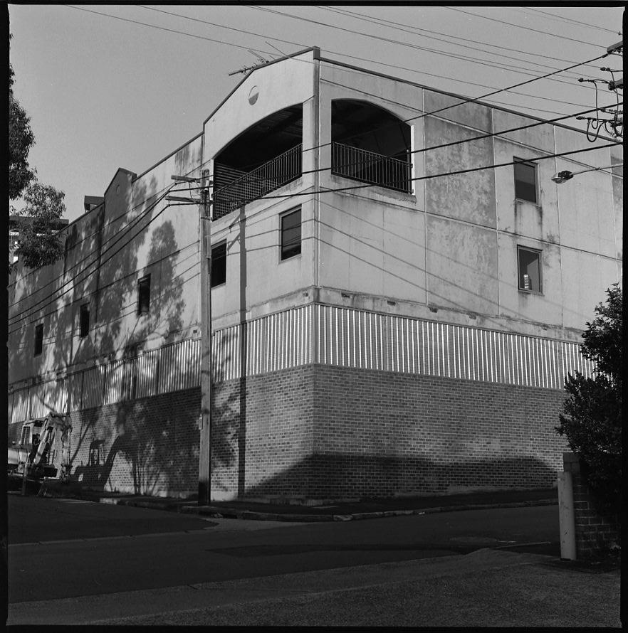 Corner, Chester & Guihen Streets