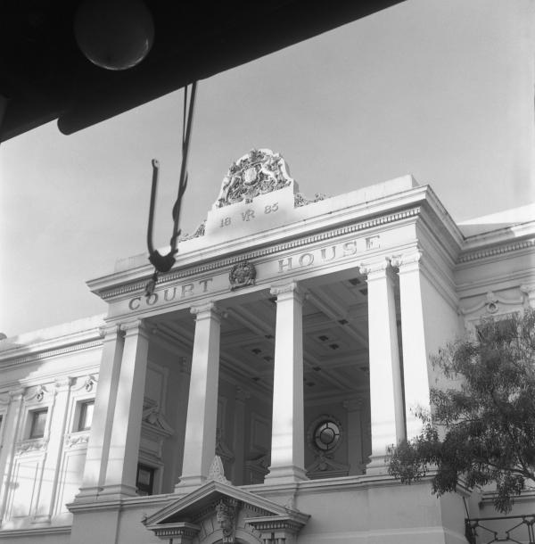 Glebe Courthouse