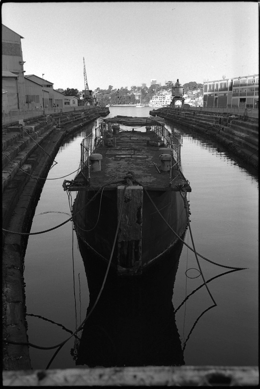 Docks @ Cockatoo Island