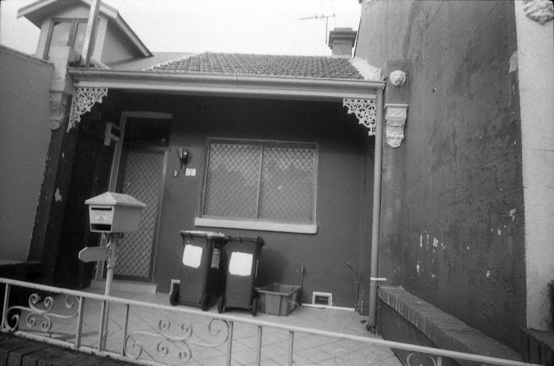 Mum's old place in Macquarie Street