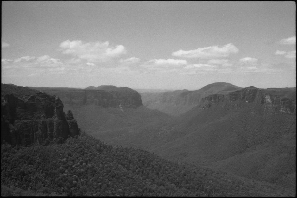 Govett's Leap, Blackheath, NSW, Australia
