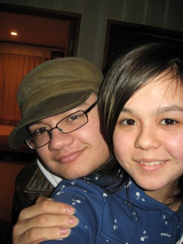 Me and bro
