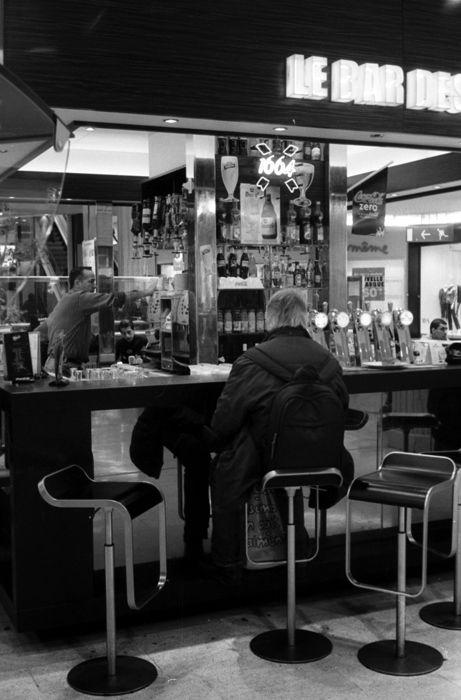 Le bar des
