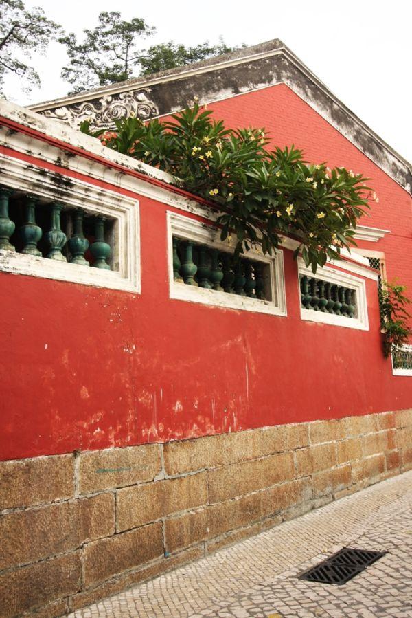 Rua de Macau: color