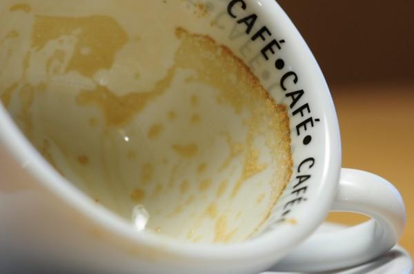 fini le café